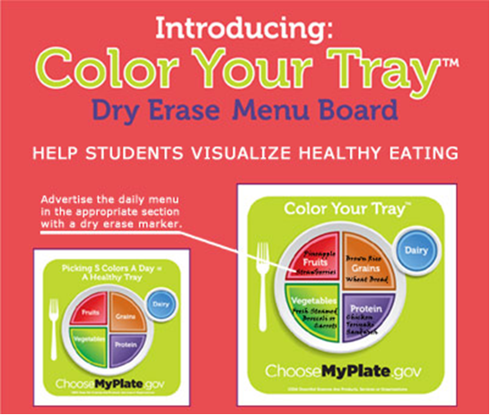 Introducing Color My Tray